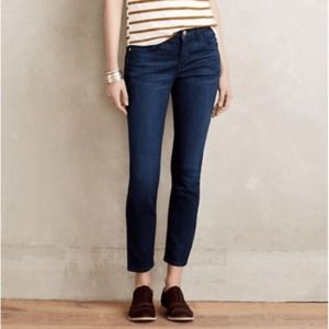 Anthropologie Pilcro & the Letterpress Stet Jeans